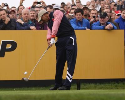 ¿Quieres jugar junto a Tiger Woods?