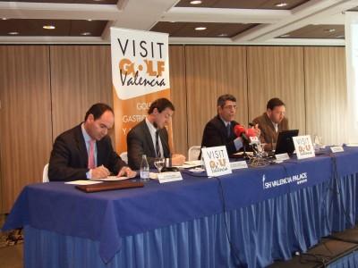 Madrid-Valencia a golpe de Driver con Visit Golf Valencia