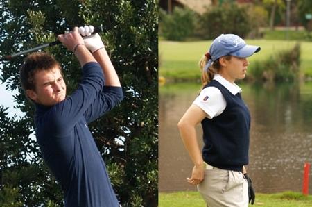 Almudena Blasco y Kieron Fowler, vencederos en el puntuable de alta competición de la CV
