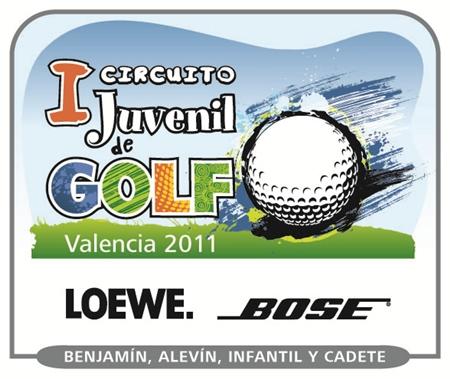 Arranca el I Circuito Juvenil de Golf Loewe-Bose Valencia 2011