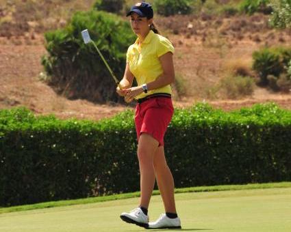 Mireia Prat es tercera en Portugal tras la primera jornada