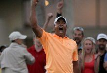 Euforia en Venezuela por el triunfo en el PGA de Jhonattan Vegas