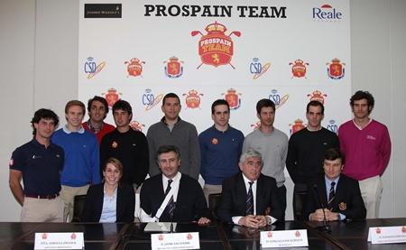 El Programa Neo Pro 2011 involucrará a doce golfistas profesionales