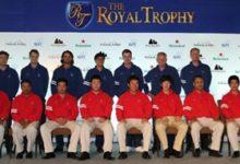 Europa y Asia empatan a dos tras la primera jornada del Royal Trophy