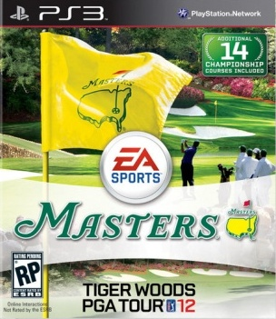 El Masters de Augusta desplaza a Tiger Woods en su vídeojuego