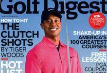 Tiger Woods tambien pierde el patrocinio de Golf Digest