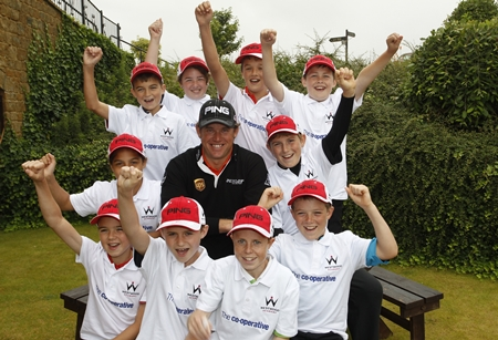 La Manga Club acoge la Academia de Golf de Lee Westwood