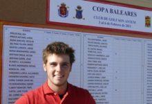 Adriá Arnaus toma el mando en la Copa de Baleares