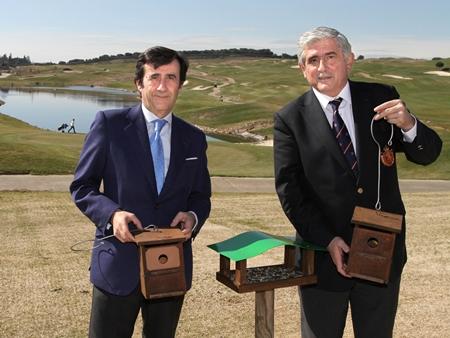 Proyecto piloto para convertir los campos de golf en reservas naturales