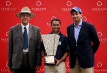 Larrazábal finaliza quinto en la India, con victoria para el jugador local Chowrasia