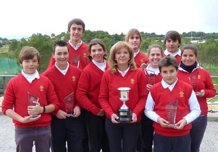 El RCG Manises revalida el título de Campeón en el Interclubs Juvenil Ciudad de Valencia