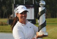 La australiana Kristie Smith se hace con el Abierto de Nueva Zelanda