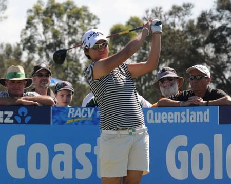 Gran torneo de Belén Mozo y María Hernández en Australia