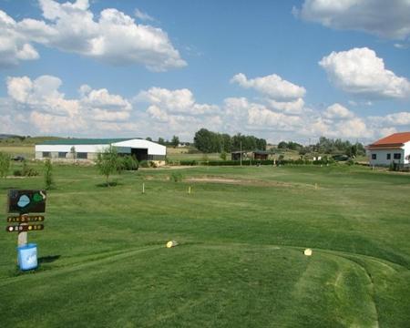 Próxima reapertura del  Nuevo Club de Golf Las Pizarras en Plasencia