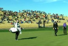 El frio causa estragos en el Waste Management Phoenix Open