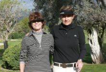 Cristina Marsans y Catalina Castillejo, Campeonas del Internacional Senior Dobles Femenino 2011