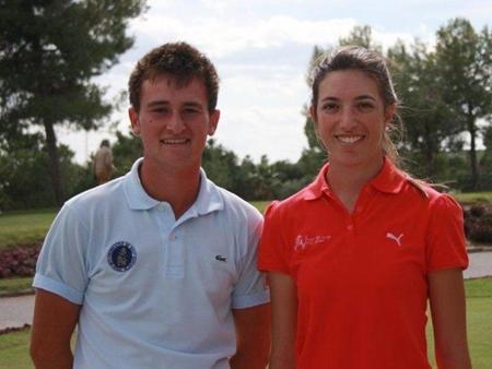 Kieron Fowler y Silvia Bañón se imponen en la Alta Competición de la CV