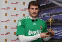 Iker Casillas y Diego Forlán apoyan la Candidatura Ryder Cup Madrid 2018