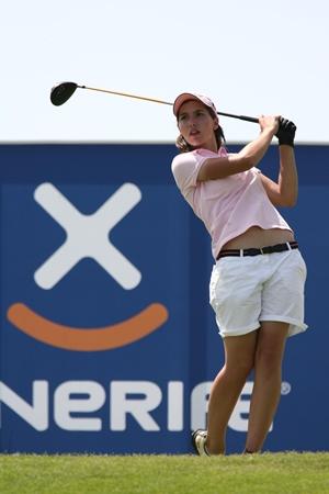 El Tenerife Ladies Match Play supondrá el estreno de Carlota Ciganda como Profesional