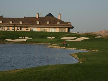 El Centro Nacional alberga el torneo Tres Cantos por la Ryder Cup 2018
