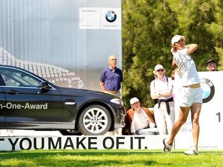 BMW transportará a las mejores golfistas del mundo en la Copa de Europa Femenina
