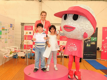 La 'Pink Party', punto de partida de la Copa de Europa Femenina