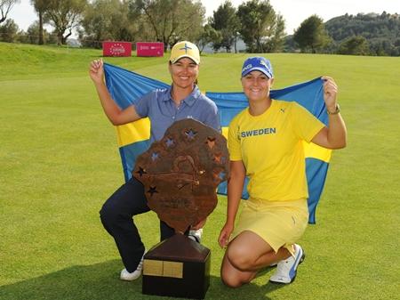 Equipo de lujo sueco para reeditar el triunfo en la Copa de Europa Femenina