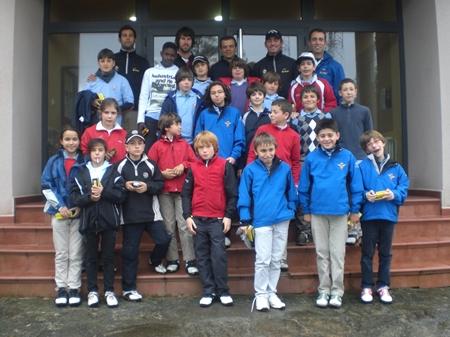 Primer Clinic Jóvenes Promesas 2011 de la Federación Gallega
