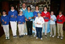 Primera prueba de la Liga Infantil Gallega 2011