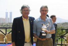 Gustavo Larrazábal se impone en el Ranking Senior Masculino 2011