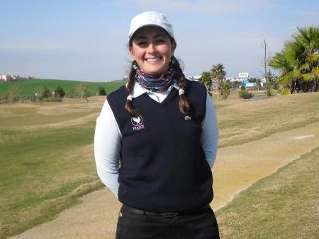 Emilie Alonso-Lisa Maguire, final de la Copa S. M. La Reina