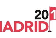 Atlético de Madrid y Real Madrid C. F., con la Candidatura Ryder Cup Madrid 2018