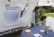 El Real Club de Golf  Pineda de Sevilla, acoge el torneo BMW San Pablo Motor