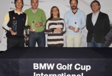 Gran Torneo de apertura de la BMW Golf Cup en Córdoba