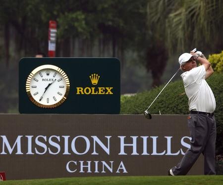 Quirós acaba cuarto en el Campeonato del Mundo de Golf en China
