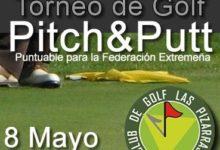 Feria de Turismo en un torneo de golf