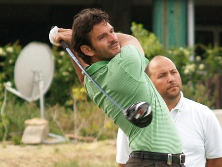 Carlos Rodiles vence en la I Prueba del Aymerich PGA Tour