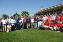 Celebrado el Trofeo de apoyo de la candidatura de la Ryder Cup 2018 en Norba Club