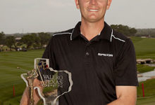 Brendan Steele se corona en el Valero Texas Open