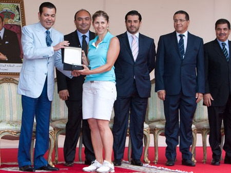 Kamasova hace historia en Marruecos