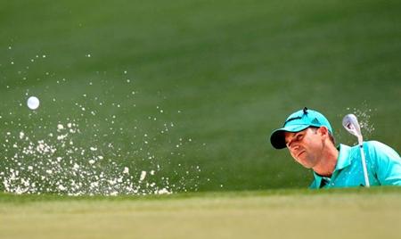 Los españoles se quedan fuera del Top Ten en Augusta