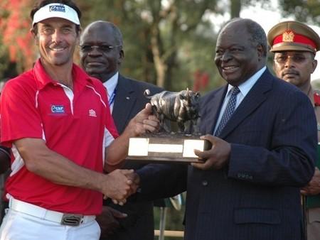 Primera victoria en el Challenge del veterano Bothma en el Kenya Open