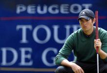 El Peugeot Open de Catalunya comienza con Hoyo en Uno