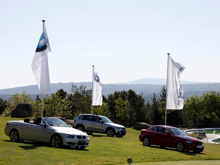 Almería recibe a la BMW Golf Cup International 2011