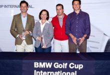 Sobresaliente para el campo de Pineda en el segundo torneo de la BMW Golf Cup