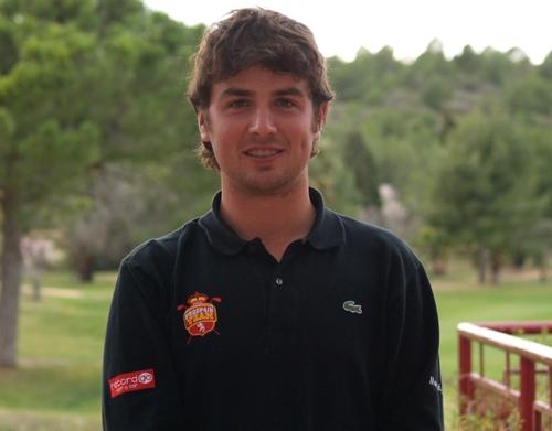 Jordi García del Moral es segundo en Italia a falta de la ronda final