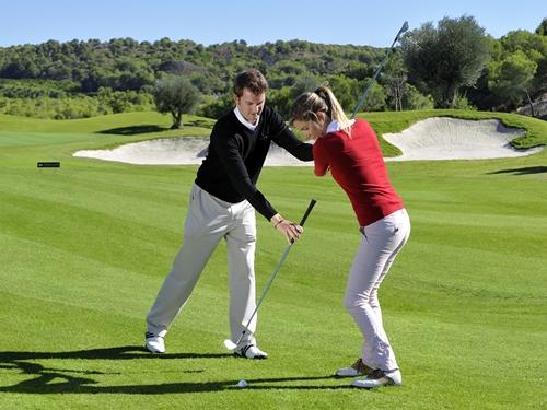La Academia de Golf de Las Colinas al frente de la vanguardia
