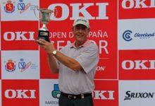 Mason gana el OKI Open de España y hace historia en Golf