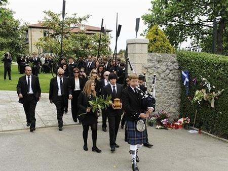 Seis Capitanes de la Ryder Cup, presentes en el funeral de Seve Ballesteros