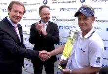 Luke Donald gana el BMW PGA Championship y el cetro mundial